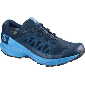 Salomon M's XA Elevate GTX Shoes poseidon/hawaiian surf/black